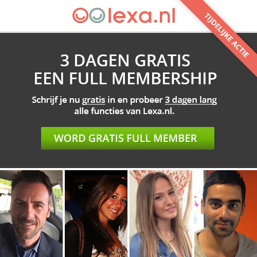 Kosten datingsite lexa