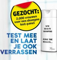 Head & Shoulders Shampoo gratis testen!