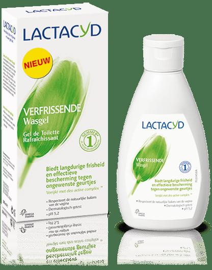 Vraag een Gratis sample van Lactacyd aan