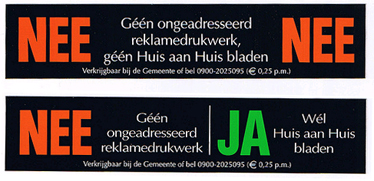 Reclame dating site