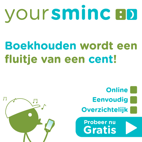 Yoursminc! Gratis boekhoud software!