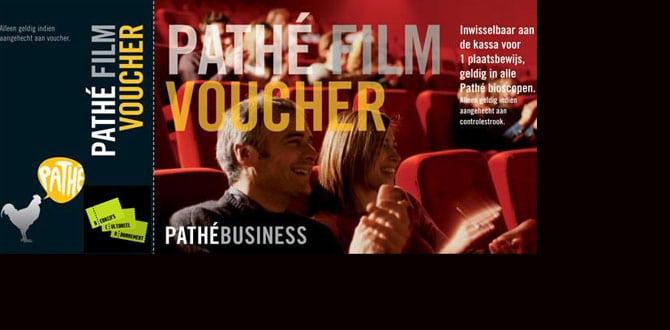 Gratis cashback + Gratis Pathé thuis film bij Breedbandwinkel