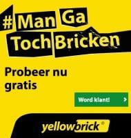 Gratis inschrijven bij YellowBrick