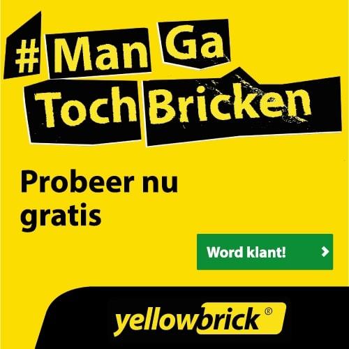 Bricken | Word Gratis klant bij YellowBrick bespaar €10.-