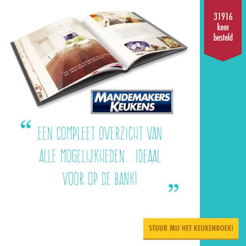 Keuken kopen? Bestel het gratis keukenmagazine!
