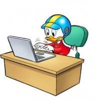 Duck Typen | Gratis en vrijblijvende proefles proberen!