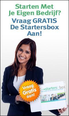Je eigen bedrijf starten? Bestel gratis Startersbox!