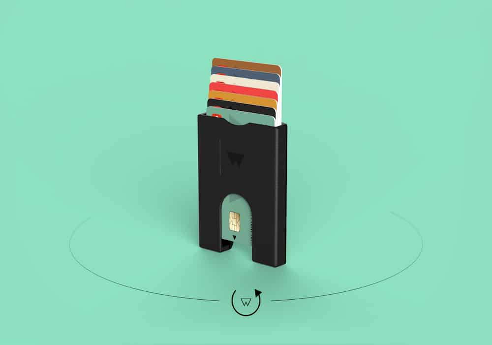 Gratis Walter Wallet t.w.v. € 39,95 bij een aanvraag van een nieuwe Creditcard! Een Ideale pasjeshouder voor op de vakantie. Snel naar ABN Amro.