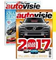 Bij abonnement een Gratis jaarboek Autovisie 2017!