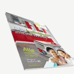 Moderne keukens! Bestel het gratis keukenmagazine!