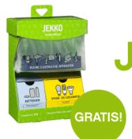 Haal nu gratis een Jekko inzamelbox!