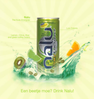 Wil jij gratis Nalu energiedrank proberen?