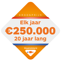 Koningsdagtrekking ontvang elk jaar €250.000,-