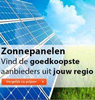 Gratis zonnepanelen offerte ontvangen! Wek nu zelf je eigen elektrische en bespaar maandelijks veel geld.