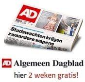 4 weken gratis de krant lezen. Stopt automatische!