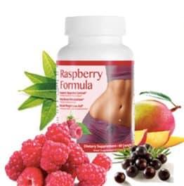 Raspberry Formula | Verwijdert opgeslagen lichaamsvet