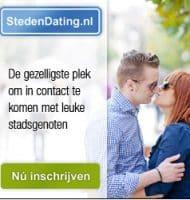 3 dagen gratis daten bij StedenDating!