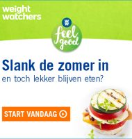 1 maand Gratis afvallen met Weight Watchers