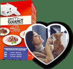 Gratis proefverpakking van Gourmet culinair aanvragen!