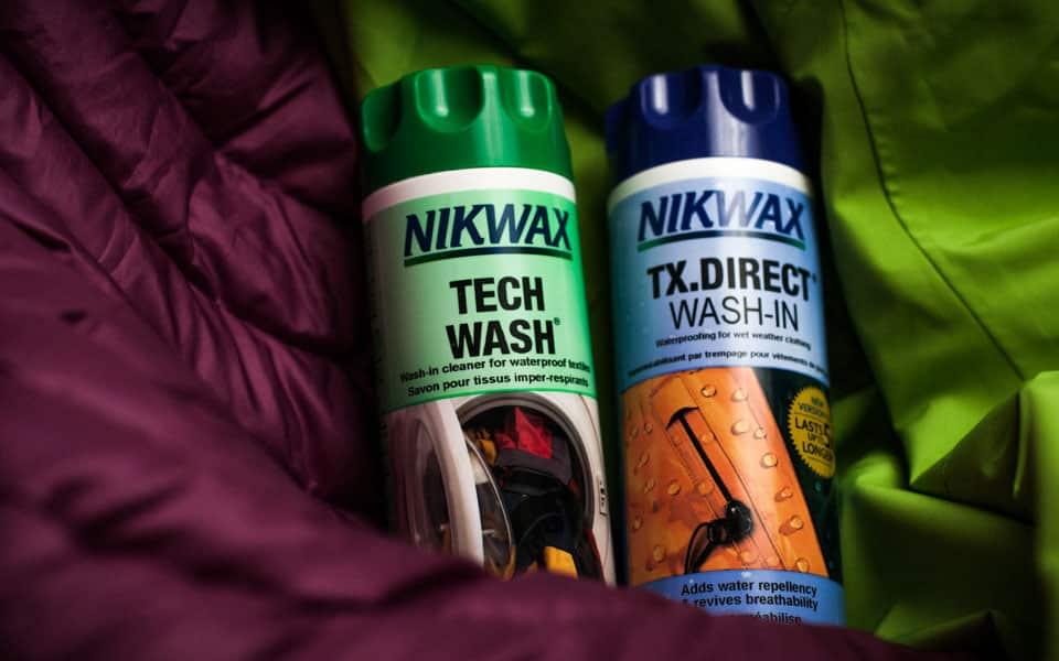 Gratis Nikwax proefverpakking aanvragen