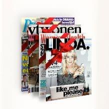 Gratis abonnement ontvangen van 3 nummers van een tijdschrift naar keuze? Betaal slechts de verzendkosten van € 2.95. Klik op 'Bestellen' bij het kopje 'Probeeractie'.