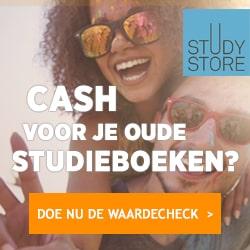 Verdien geld met je oude studieboeken!