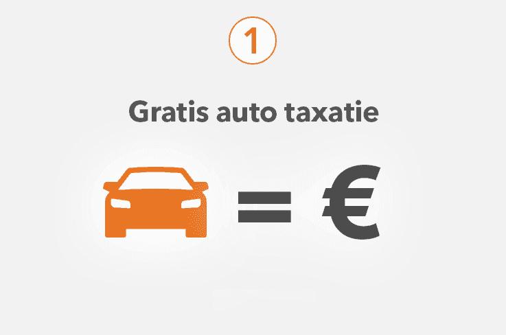 Laat vandaag gratis je auto taxeren!