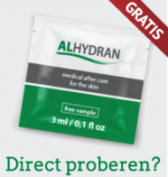 Ontvang Gratis ALHYDRAN littekencrème