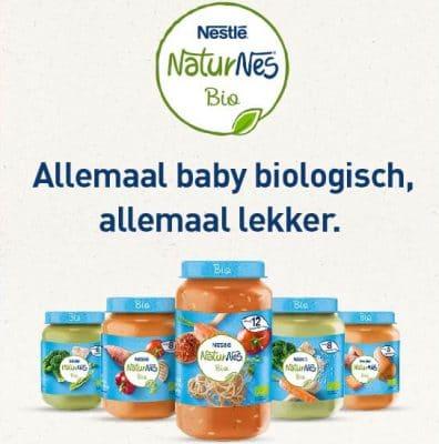 NaturNes Bio nu gratis proberen