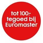 Autoverzekering met € 100,- tegoed bij Euromaster