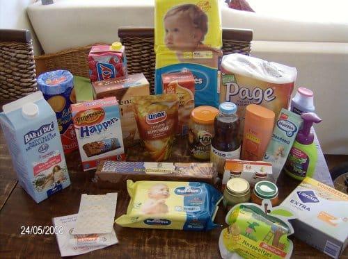 Gratis Kiekeboe box ophalen bij de Plus supermarkt