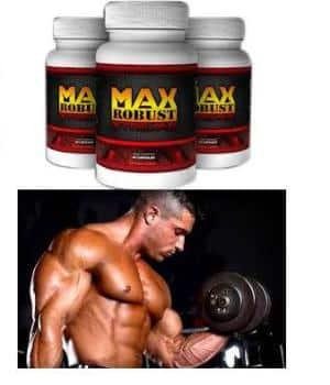 Max Robust Muscle verbrand lichaamsvet