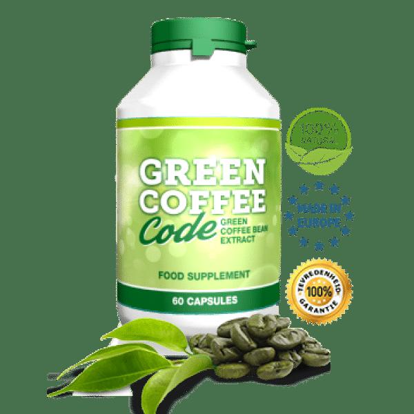 Met de Green Coffee code afvallen is echt mogelijk! Het vermindert vetopname, Zorgt voor een betere stofwisseling en geeft meer energie.