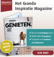Gratis Quooker kraan + magazine bij Grando keukens