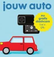Gratis ION Dashcam t.w.v. € 179.- bij HEMA autoverzekering