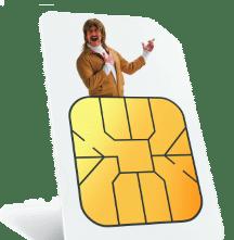 Youfone Sim Only met Gratis Dubbele data