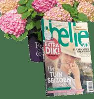 8 weken Libelle voor € 25 + gratis Hortensia t.w.v. 24,95