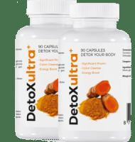 Detox Ultra compleet ontgiften en afvallen in 30 dagen!