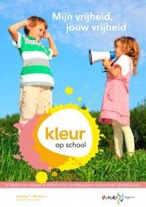 """Gratis magazine """"Kleur op School"""" ontvangen?"""