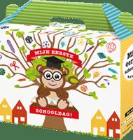 Maak jouw eerste schooldag in groep 1 nog leuker met deze gratis Schoolbox. Hierin zitten gave cadeautjes waar je mee kan spelen. Deze wil je dus niet missen!