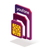 Bij alle Youfone Sim only abonnementen is de eerste maand gratis! Ook betaal je geen afsluitkosten en ontvang je extra mb's internet.