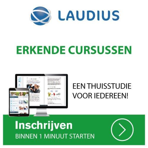 Wil je een leuke thuisstudie gaan volgen maak dan bij Laudius de beste deal! Je betaald geen inschrijft geld (€30.-) en mag 30 dagen gratis proberen!