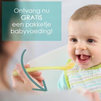 Vraag dan gratis een pakketje Bonbébé babyvoeding aan om het eens te proberen. Zit je bij de eerste 500 aanvragers dan ontvang je het pakketje gratis Thuis.