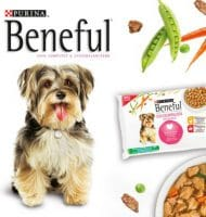Gratis Beneful puppypakket