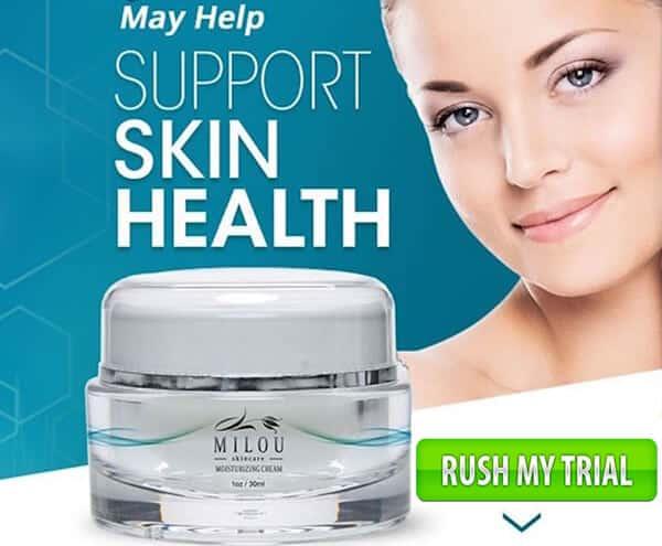 Milou Skincare voor 65% minder rimpels en wallen