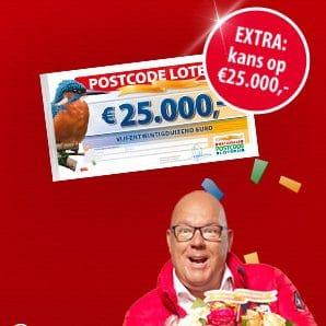 Speel de eerste maand gratis mee in postcode loterij Miljoenenjacht!Maak wekelijks kans op bedragen tot wel €5 Miljoen! Ga meespelen en zie direct wat je wint!