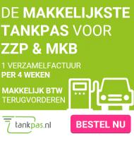 Handig Tanken voor ZZP en MKB'ers!