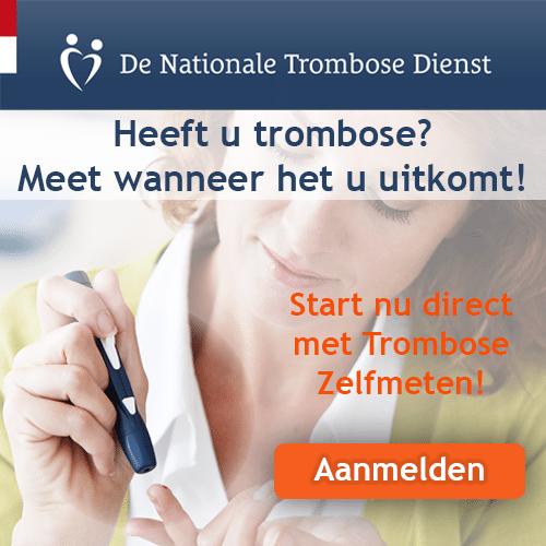 Gratis informatie over de Trombose zelfzorg