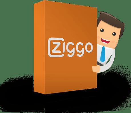 Ziggo zakelijk nu tot 5 maanden Gratis proberen