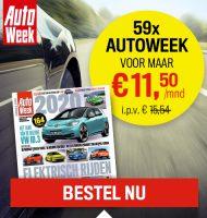 Autoweek met Gratis 26% korting